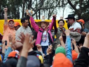 """La campaña """"Todos por la Libertad"""" <br> se hizo sentir en el estado Mérida"""