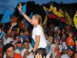 """Anzoátegui vibró con la campaña """"Todos por la Libertad"""""""