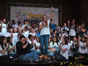 """Inicia campaña """"Todos por la Libertad"""" <br> para la defensa del voto y las libertades en Venezuela"""