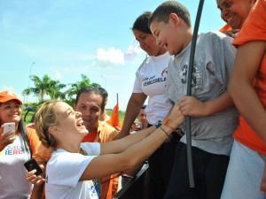 """Guanare se comprometió con la campaña """"Todos por la Libertad"""" <br> para defender el voto y la liberación de los presos políticos"""