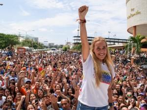 """Barquisimeto se sumó con valentía y en paz <br> a la campaña """"Todos por la Libertad"""""""