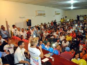 Campaña Todos por la Libertad llegó a Monagas para promover <br> el voto en las elecciones parlamentarias