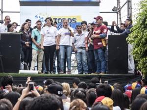 Lilian Tintori: la fuerza del Táchira la vamos a ver vencer el 6 de diciembre