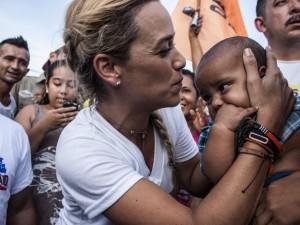 Lilian Tintori: a Venezuela la vamos a rescatar con nuestro voto <br> el 6 de diciembre