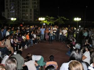 Lilian Tintori: La Amnistía devolverá la libertad a los presos inocentes <br> y la dignidad a los venezolanos