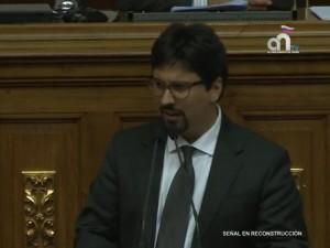 Freddy Guevara: esta Ley de Amnistía se va a aprobar en las calles y con <br> el pueblo venezolano