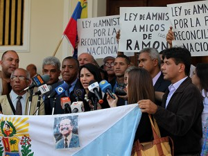 Consulta pública de la ley de Amnistía comenzó con el apoyo de 25 mil <br> firmas