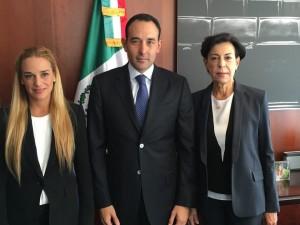 Senado de México: los venezolanos votaron el 6D por la Ley de Amnistía