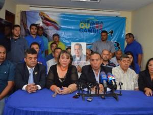 UNT espera la liberación de Manuel Rosales en la audiencia que se <br> celebrará este viernes