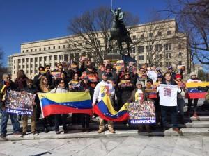 Venezolanos del mundo pidieron ¡LIBERTAD YA! para Leopoldo López <br> y todos los presos políticos en Venezuela