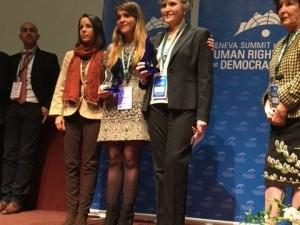 25 ONG's internacionales de DDHH otorgan a Leopoldo López Premio <br> a la Valentía 2016
