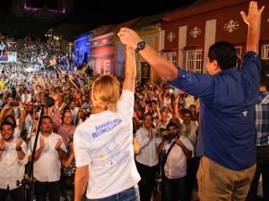 Todos por la Libertad estuvo en el Zulia en una gran asamblea de <br> ciudadanos