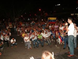 Desde Maturín el alcalde Warner Jiménez dió su apoyo a la Ley de Amnistía