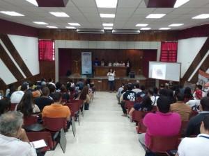Amnistía es Reconciliación estuvo presente en la Universidad de Los Andes <br> en Mérida