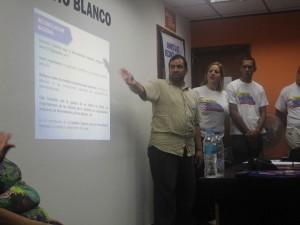 Ley de Amnistía llega a las comunidades populares de Caracas a través <br> de Todos por la Libertad