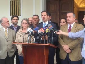 Voluntad Popular afirma que la Ley de Amnistía cuenta con más del 80% <br> de la aprobación del pueblo