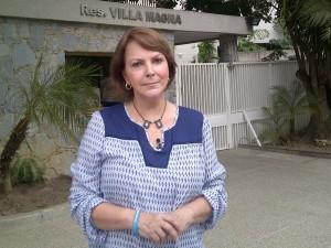 Mitzy de Ledezma: Comisión de la Verdad es igual al TSJ