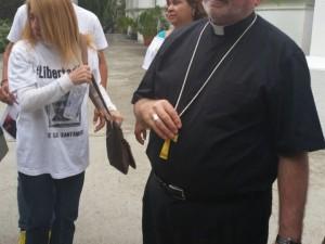 Nuncio apostólico habló sobre la posibilidad de que el sumo pontífice visite <br> Venezuela si recibe la invitación del gobierno