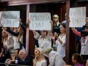 Liberación de presos políticos venezolanos pende de un hilo por <br> intervención del TSJ
