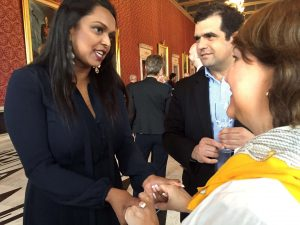 Mitzy de Ledezma pidió que una misión conjunta viaje a Venezuela