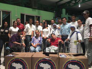 Casa Hermanas de la Caridad de Yaracuy agradeció apoyo de <br> Rescate Venezuela