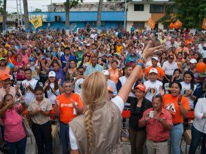 Rescate Venezuela logró llegar a Delta Amacuro para llevar <br> fuerza y esperanza