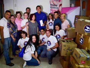 Rescate Venezuela entrega 100 cajas de insumos médicos en Zulia