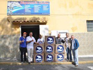 Rescate Venezuela realizó su décima entrega de donativos en la Fundación <br> Caritas de Vargas