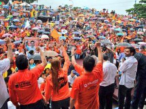 Rescate Venezuela llegó a Yaracuy para pedir apoyo al Canal Humanitario