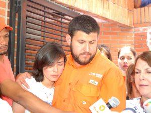 Patricia de Ceballos: traslado de Ceballos es una muestra de lo que el <br> régimen es capaz de hacer para destruir a la familia venezolana