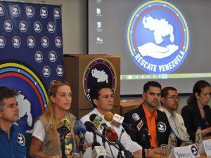 Lilian Tintori: Rescate Venezuela ha demostrado que nuestra lucha es por <br> los derechos de todos los venezolanos