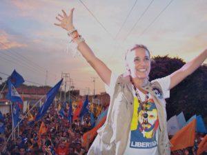 Lilian Tintori: toda protesta en paz es constitucional