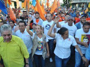 Lilian Tintori: un pueblo decidido puede lograr el cambio político hacia <br> la libertad y la democracia