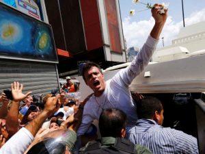 Leopoldo López: esta sentencia demuestra la enfermedad del sistema <br> judicial