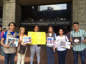 Oriette Ledezma denuncia: Quieren dialogar pero desaparecen <br> a presos políticos