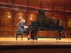 Pianista venezolana Gabriela Montero ofrece concierto en homenaje a <br> Leopoldo López