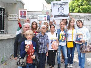 Lilian Tintori: le repetimos a la Iglesia que no hay condiciones en Venezuela <br> para que haya un diálogo