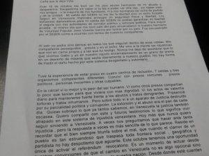 Pancho Márquez: Mi salida del SEBIN no me dio la libertad sino un exilio <br> forzado