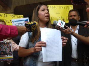 Esposa de José Vicente García denuncia desaparición del <br> concejal luego de su detención