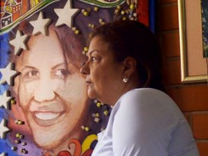 Madre de Geraldin Moreno tiene 32 meses esperando justicia