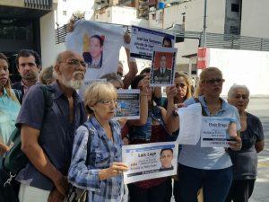Foro Penal y familiares de 34 presos políticos solicitan al Ministerio Público <br> libertad humanitaria