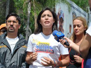 Patricia de Ceballos: aislamiento de Daniel Ceballos es un secuestro tortuoso <br> y degradante