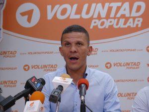 COMUNICADO: Voluntad Popular exige libertad inmediata de diputado <br> Gilber Caro y repudia montaje del régimen en su contra