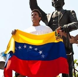 Leopoldo López: La dictadura venezolana y sus métodos abusivos son un <br>peligro para todos los pueblos latinoamericanos