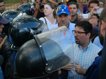 Asamblea Nacional investigará a funcionarios implicados en <br>detención y secuestro del diputado Gilber Caro