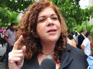CIDH le solicita al Gobierno garantizar la vida de Theresly Malavé