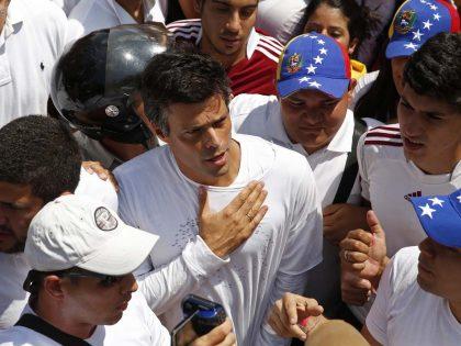 Leopoldo López convoca a los venezolanos a retomar las calles el 18F
