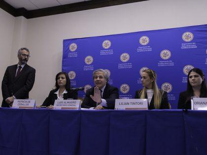Lilian Tintori: queremos respirar democracia en Venezuela